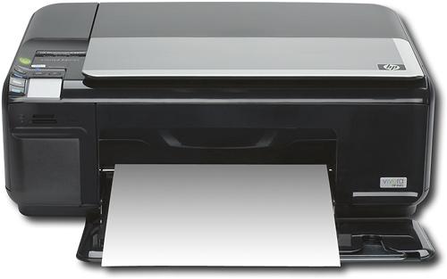 cartouche hp photosmart c4599 pour imprimante jet d 39 encre hp. Black Bedroom Furniture Sets. Home Design Ideas