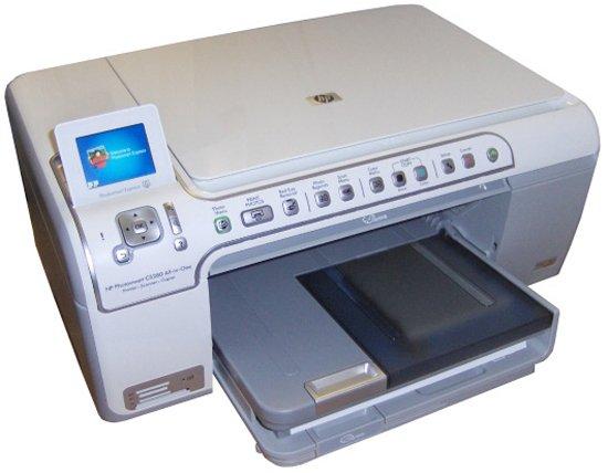 cartouche hp photosmart c5280 pour imprimante jet d 39 encre hp. Black Bedroom Furniture Sets. Home Design Ideas