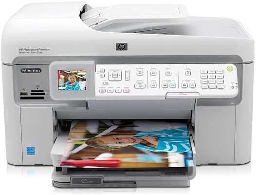 Photosmart Premium Fax C309A