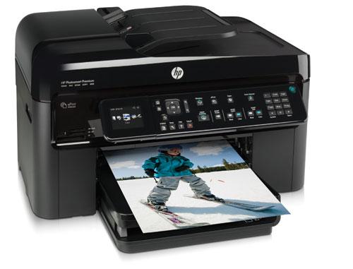 Photosmart Premium Fax C410B