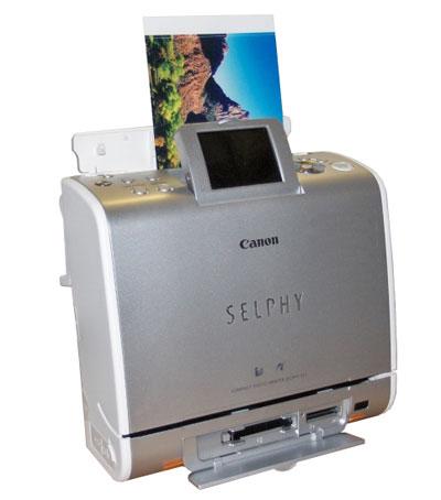 Selphy ES1