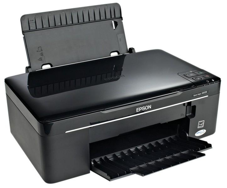 cartouche epson stylus sx125 pour imprimante jet d 39 encre epson. Black Bedroom Furniture Sets. Home Design Ideas