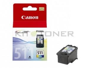 Cartouche encre Canon CL511