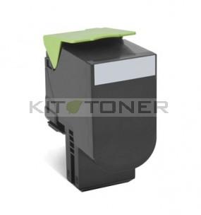 Toner Lexmark 80C2HK0