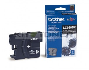 Cartouche Brother LC980BK
