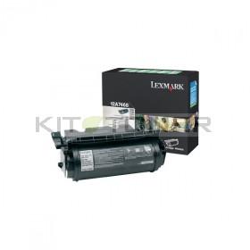 Lexmark 12A7468 - Toner noir de marque spécial étiquettes