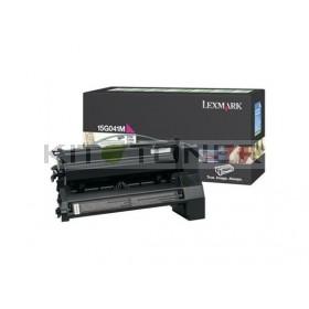 Lexmark 15G041M - Cartouche de toner magenta original