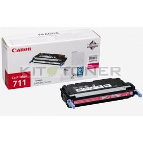 Canon 1658B002 - Cartouche toner d'origine magenta 711