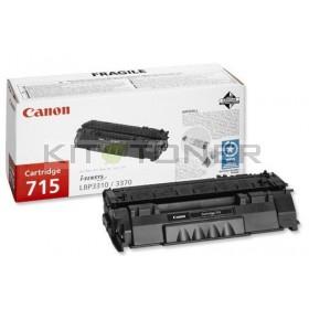 Canon 1975B002 - Cartouche toner d'origine 715