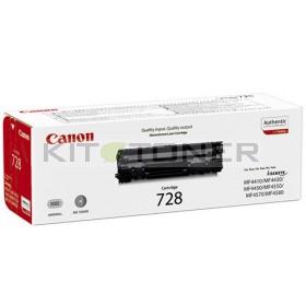 Canon 3500B002 - Cartouche toner d'origine Canon 728