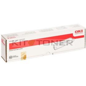 Oki 44059107 - Cartouche de toner d'origine cyan
