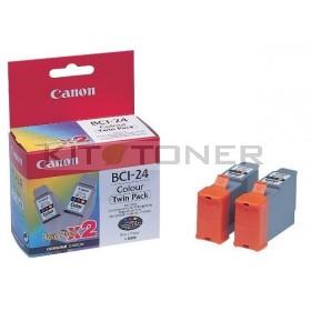 Canon 6882A009 - Pack de 2 cartouches encre origine couleur
