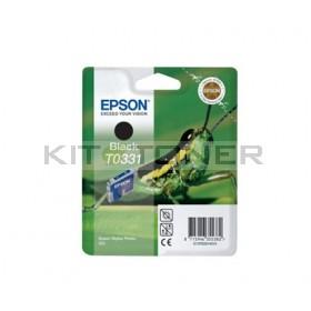 Epson C13T033140 - Cartouche d'encre noire de marque T033140