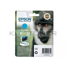 Epson C13T08924011 - Cartouche d'encre cyan de marque Epson T0892