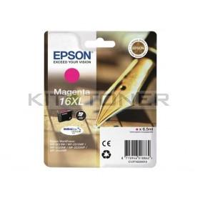 Epson C13T16334010 - Cartouche d'encre magenta d'origine T1633
