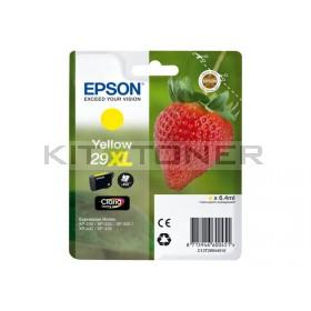 Epson C13T29944010 - Cartouche d'encre jaune 29XL d'origine