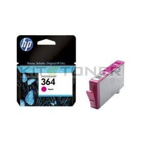 HP CB319EE - Cartouche d'encre magenta originale HP 364