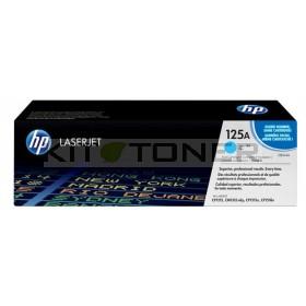 HP CB541A - Cartouche de toner d'origine cyan 125A