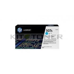 HP CE401A - Toner HP cyan d'origine 507A