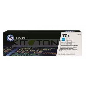 HP CF211A - Toner cyan de marque 131A