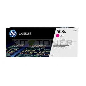HP CF363A - Toner magenta de marque 508A