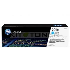 HP CF401X - Toner cyan de marque 201X