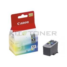 Canon CL51 - Cartouche d'encre origine couleur 0618B001
