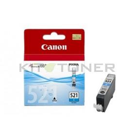 Canon CLI521C - Cartouche d'encre origine cyan 2934B001