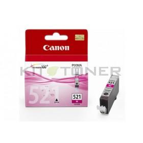 Canon CLI521M - Cartouche d'encre origine magenta 2935B001
