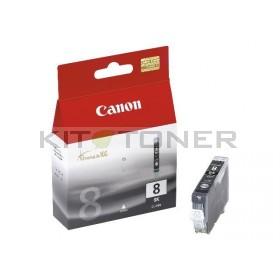 Canon CLI8BK - Cartouche d'encre origine noir 0620B001