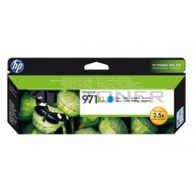 Cartouche HP 971 XL - Cartouche d'encre cyan de marque HP CN626AE