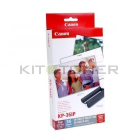 Canon KP36IP - Kit encre et papier photo 10 x 15 cm