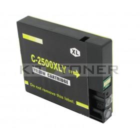 Canon PGI2500XLY - Cartouche d'encre compatible jaune 9267B001