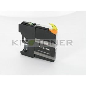 Brother LC223BK - Cartouche d'encre compatible noire