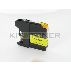 Brother LC223Y - Cartouche d'encre compatible jaune