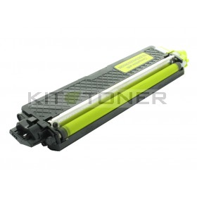 Brother TN246Y - Cartouche de toner compatible jaune