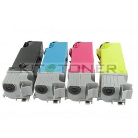 Dell 59310258, 59310261, 59310260, 59310259 - Pack de 4 toners compatibles