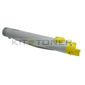 Dell 59310123 - Cartouche de toner compatible Jaune JD750