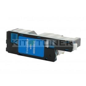Dell 593BBLL - Cartouche de toner compatible cyan