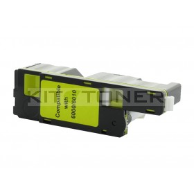 Dell 593BBLV - Cartouche de toner compatible jaune
