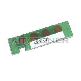 Samsung CLTC406S, CLTY406S, CLTM406S, CLTK406S - Puce de réinitialisation compatible toner