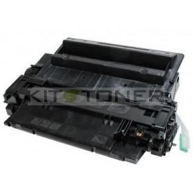 HP CE255X - Cartouche de toner remanufacturée 55X