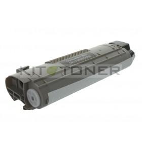 Oki 43324408 - Cartouche toner compatible Noir