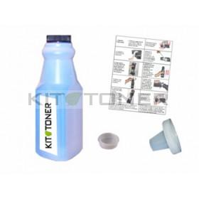 Konica 1710517008 - Kit de recharge toner compatible cyan