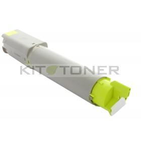 Oki 43459329 - Toner compatible Jaune