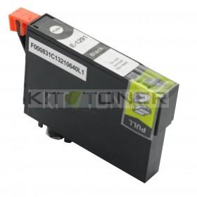 Epson C13T12914011 - Cartouche d'encre compatible noire T1291