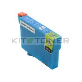 Epson C13T18124010 - Cartouche d'encre compatible cyan
