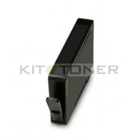 Canon CLI571BK XL - Cartouche d'encre compatible noire