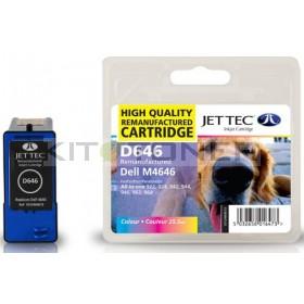 Dell 59210091 - Cartouche d'encre compatible couleur M4646