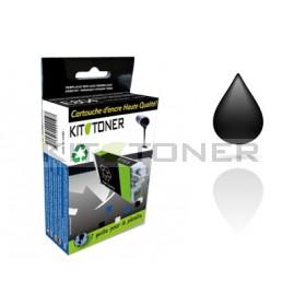 HP CC654AE - Cartouche d'encre compatible noire 901XL